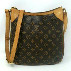 Authentic Louis Vuitton Odeon PM Crossbody Bag